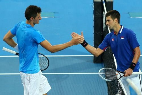 Djokovic faces Tomic in his first match at 2019 Miami Open