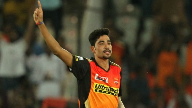 Mohammad Siraj is a part of the Royal Challengers Bangalore squad now