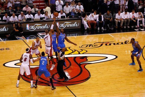 Oklahoma City Thunder v Miami Heat - Game Five