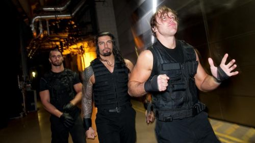 Looks like The Shield reunion isn't over yet!