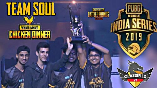 Soul Mortal with the trophy