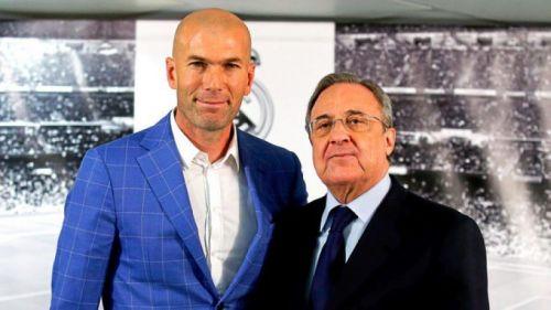 Zinedine Zidane is targeting another Chelsea star, N'Golo Kante, alongside Eden Hazard.