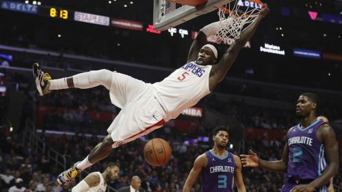 Montrezl Harrell has been an integral part of the Clippers' recent surge.