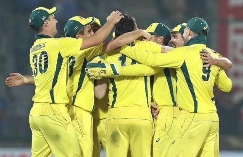 Australia bank on momentum against Pakistan.