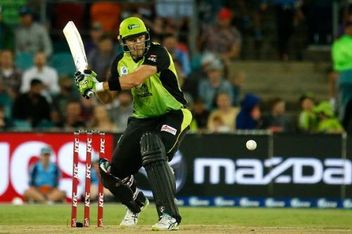 Shane Watson has been at his belligerent best