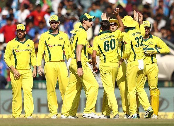 ऑस्ट्रेलिआई टीम