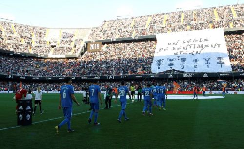 Mestalla, the home of Valencia CF
