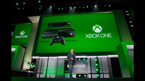 Xbox head Phil Spencer at E3 2013