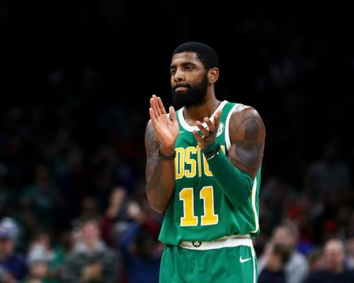 Kyrie Irving didn't have a great outing