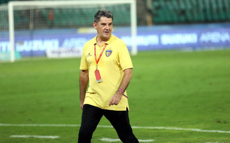 Gregory has already confirmed that he is leaving Chennaiyin FC