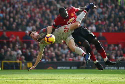 Manchester United could help Livepool