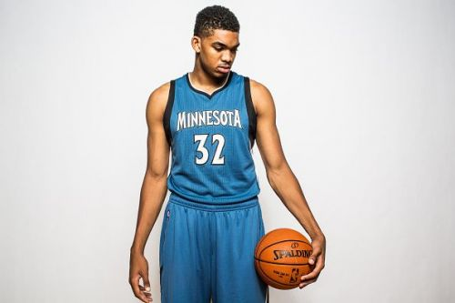 Karl-Anthony Towns finds a place on this prestigious list