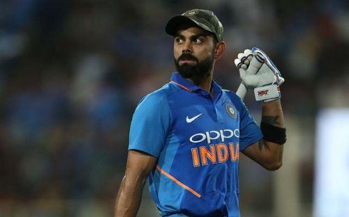 Virat Kohli's 123 in the 3rd ODI against Australia went in vain