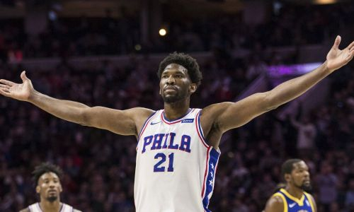 Joel Embiid has had his best season yet