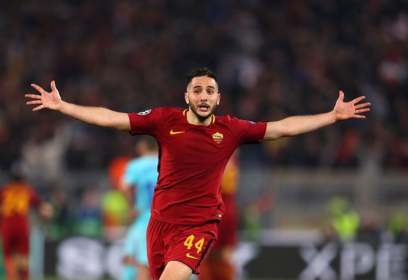 Manolas would add defensive strength to the squad