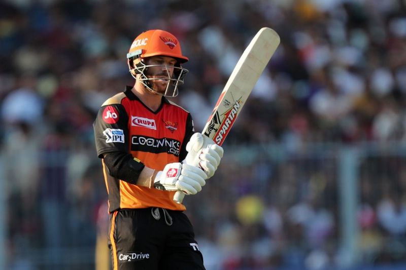 Warner will be determined to continue his good form. (Image Courtesy: IPLT20)