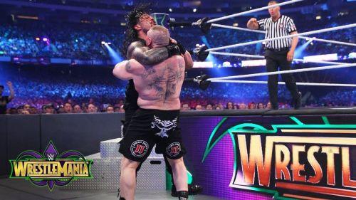 Brock wasn't supposed to win originally