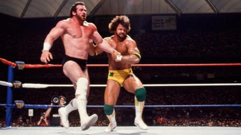 Hercules vs. Billy Jack Haynes might have been a fun battle between powerhouses but felt more like a waste of pay per view time to build to house show rematches.