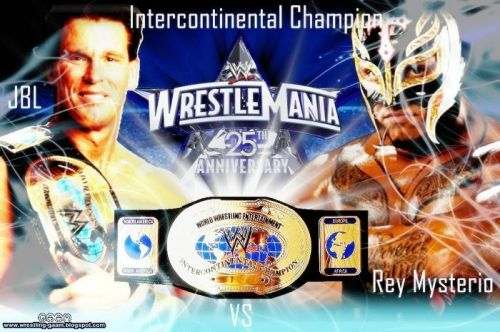 JBL had promised an unforgettable moment at WrestleMania 25