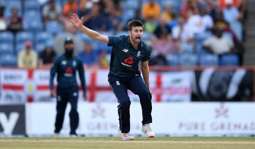 Mark Wood's pace and wicket taking ability helped advance his case for World Cup selection.