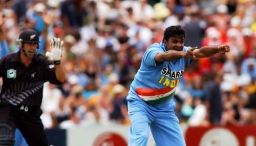 Image result for srinath bowling