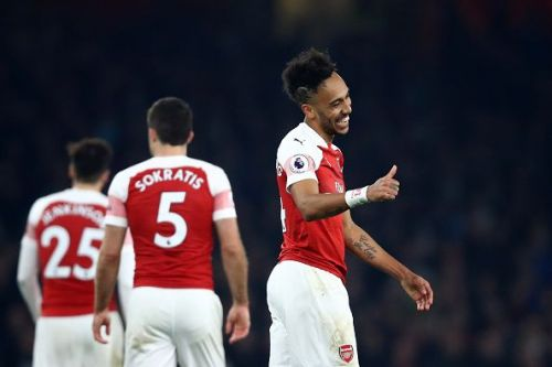Arsenal will host Manchester United in London this weekend.