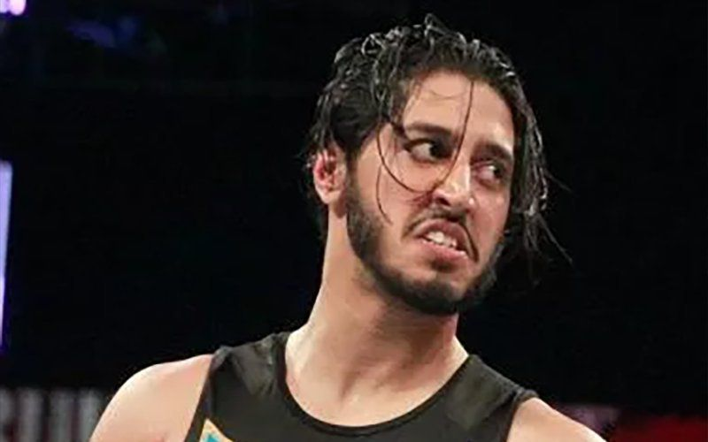 WWE News: Mustafa Ali reacts to getting his name changed by WWE