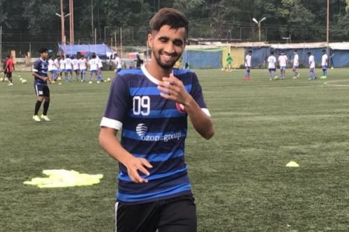 Manvir Singh wants to guide Ozone FC Bengaluru into the I-League