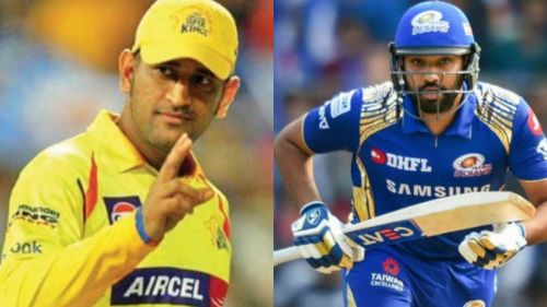 MSD and Rohit are amongst the top 5 six hitters in the history of IPL
