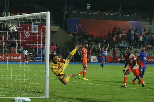 The goal which broke Goa's heart