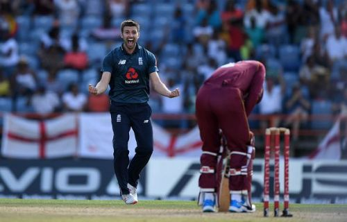 Mark Wood's performance has made him a leading prospect for England's pace attack in the World Cup