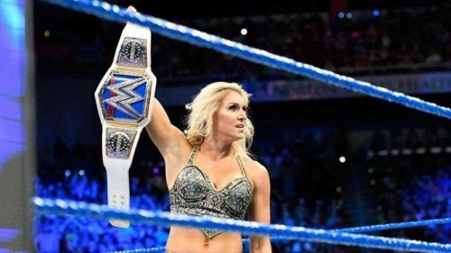 Charlotte is going to main event WrestleMania 35