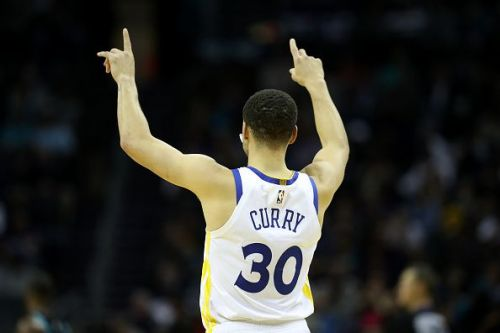 Steph is having a terrific season for the Warriors