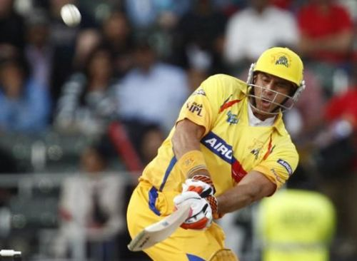 Matthew Hayden - A major contributor to CSK's wins in the first 3 years