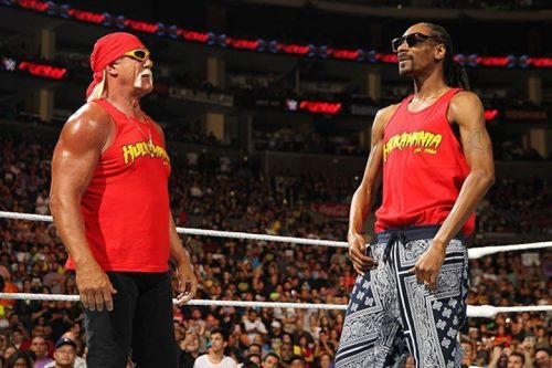 snoop dogg and hulk hogan