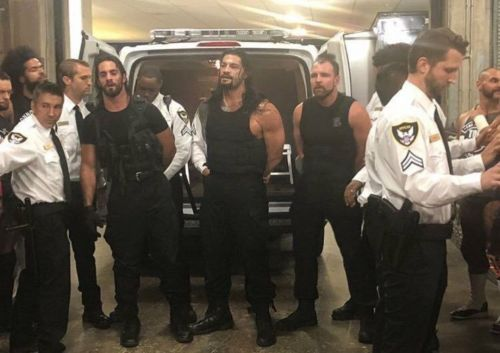 The shield arrested