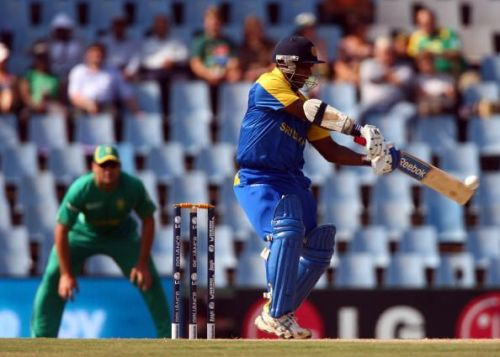 Jayasuriya was one of the most explosive batsmen in the 90's
