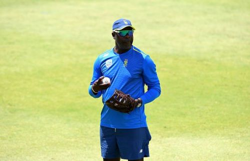 South Africa T20 Training Session