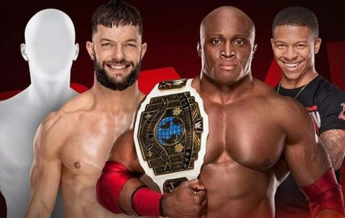 Who will join Finn Balor?