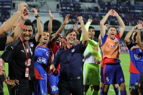Carles Cuadrat has led Bengaluru to the final in his first ever assignment as a head coach