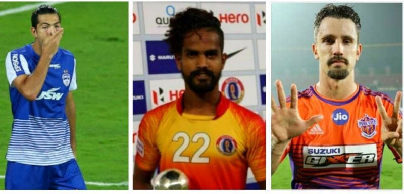 ISL and I-League stars who may leave their present club