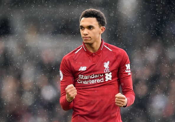 Trent Alexander-Arnold profile picture