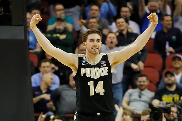 Ryan Cline dropped 27 points as Purdue defeated Tennessee