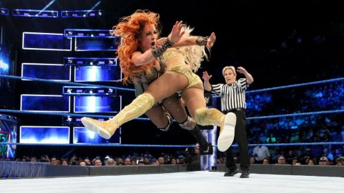 what if becky lynch loses at fastlane