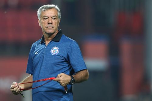 Ferrando failed to guide Jamshedpur FC into the playoffs