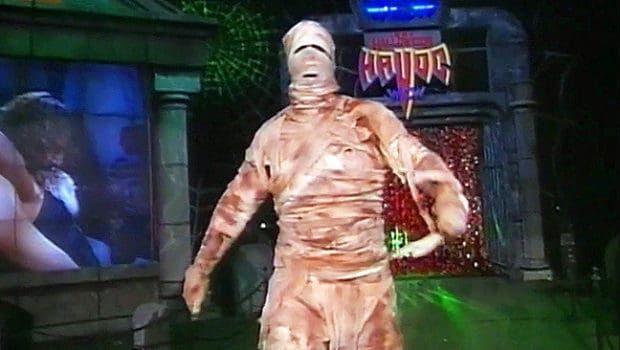 The Yeti in WCW
