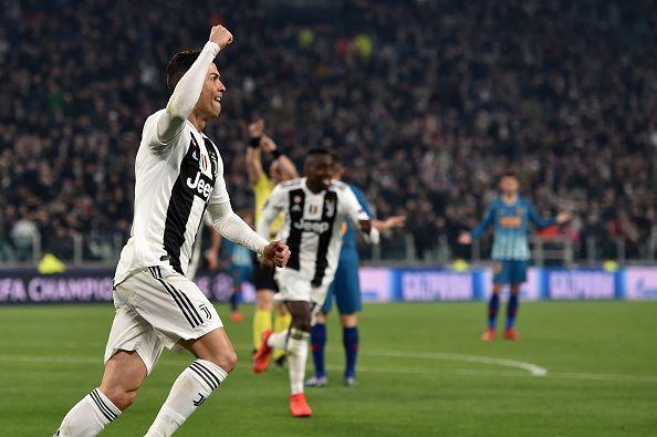 a619d3498 Juventus v Club de Atletico Madrid - UEFA Champions League Round of 16   Second Leg