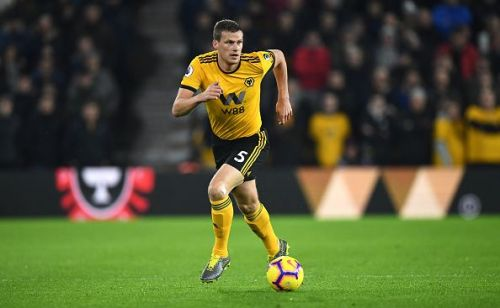Ryan Bennett is available for Wolves with his two-match suspension only applicable in the league