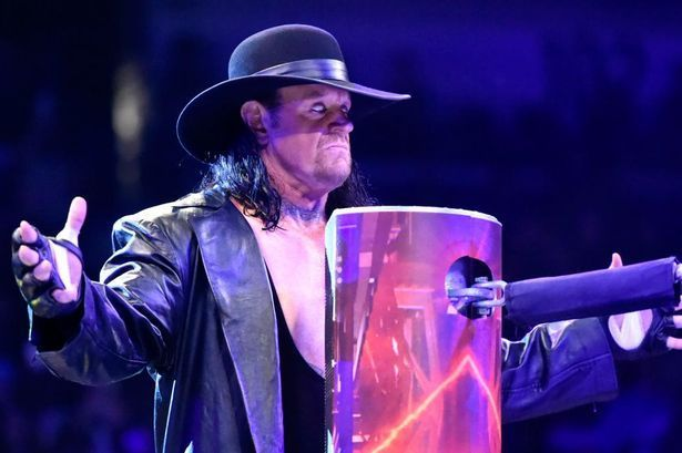 The Phenom needs to address the crowd at Mania one last time