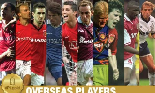 BBC poll reveals who is the best foreigner ever to grace the EPL